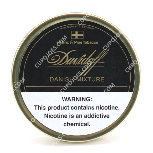 Davidoff Danish Mixture 50g Tin