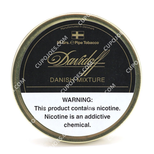 Davidoff Danish Mixture 50g Tin