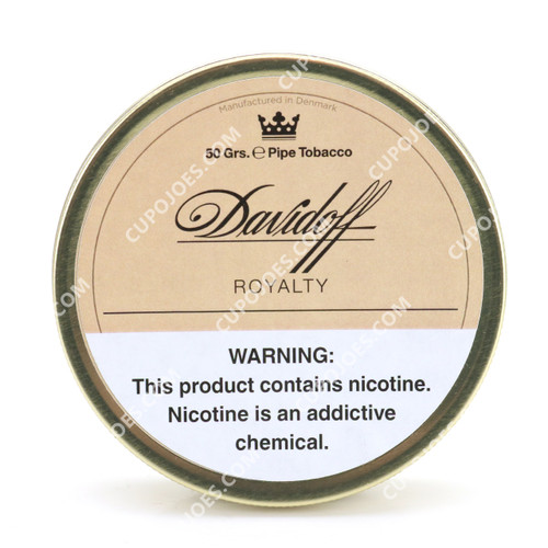Davidoff Royalty 50g Tin