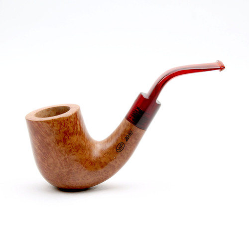 Luigi Viprati VIP 9mm Filter Handmade Pipe #VIP32 Convertible to Non-Filter