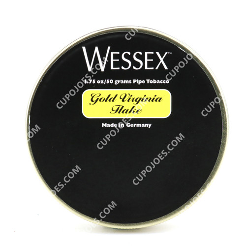 Wessex Gold Virginia Flake 1.75 Oz Tin