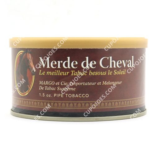 F & K Merde De Cheval 1.5 Oz Tin