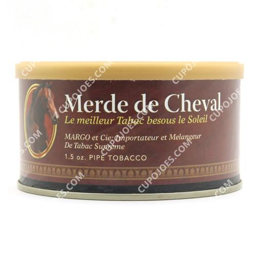 F & K Merde De Cheval 1.5 Oz Tin