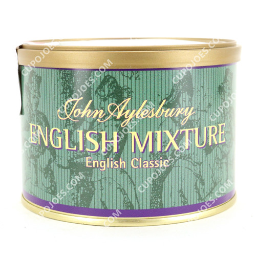 John Aylesbury English Mixture 100g Tin (998100105101)