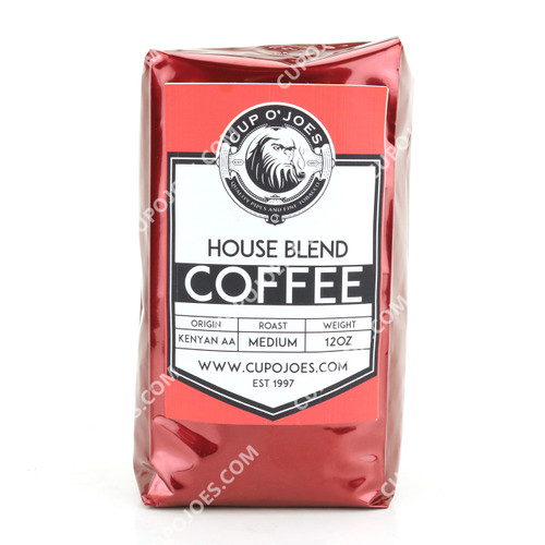 Cup O' Joes House Blend Coffee 12 Oz. (913030802012)