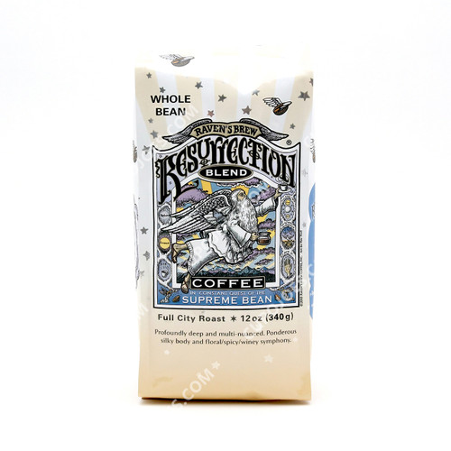 Raven's Brew Coffee Resurrection Blend 12 Oz.