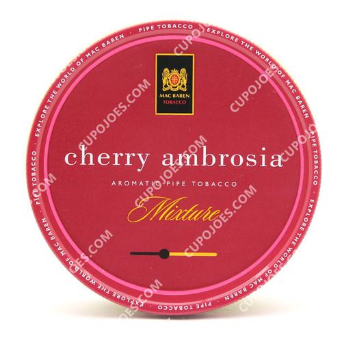 Mac Baren Cherry Ambrosia Mixture 3.5 Oz Tin