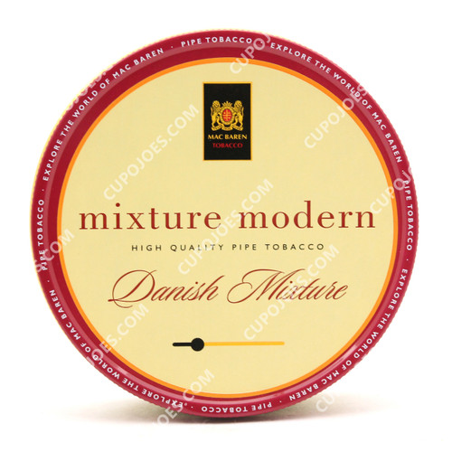 Mac Baren Mixture Modern Danish Mixture 3.5 Oz Tin