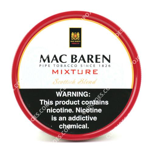 Mac Baren Mixture Scottish Blend 3.5 Oz Tin