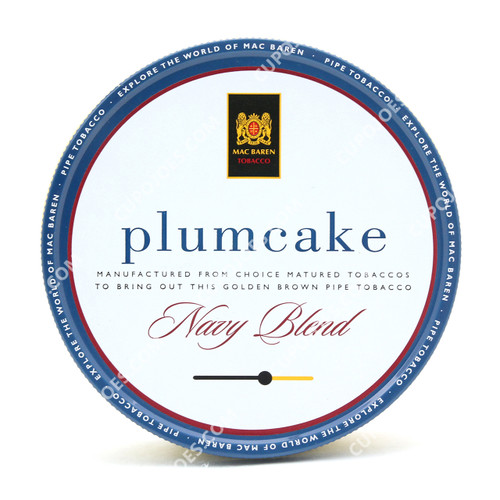 Mac Baren Plumcake 3.5 Oz Tin