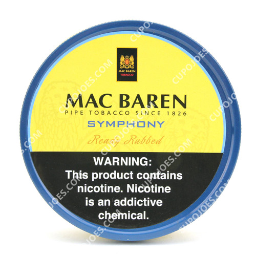 Mac Baren Symphony 3.5 Oz Tin