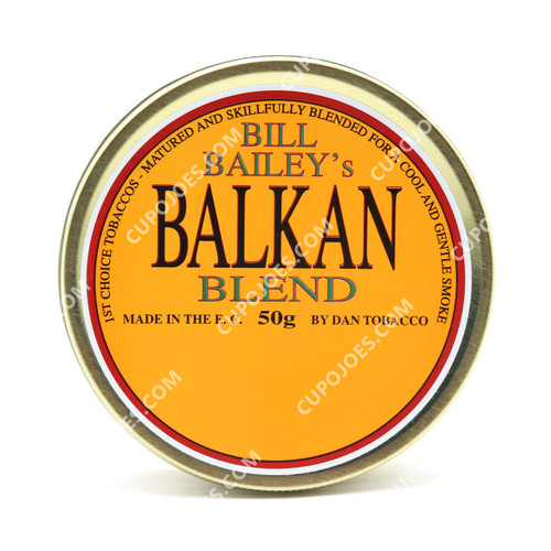 Dan Tobacco Bill Bailey's Balkan 50g Tin