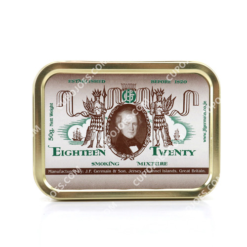 Germain's Eighteen Twenty 50g Tin