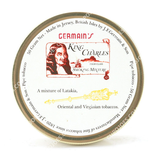 Germain's King Charles 50g Tin
