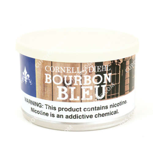 Cornell & Diehl Cellar Series Bourbon Bleu 2 Oz Tin