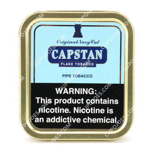 Capstan Blue Flake 1.75 Oz Tin