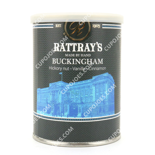 Rattray's Buckingham 100g Tin