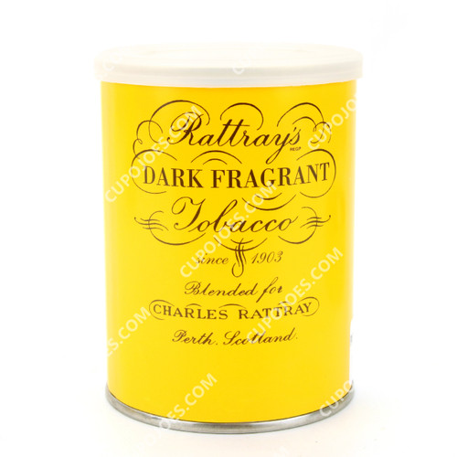 Rattray's Dark Fragrant 100g Tin