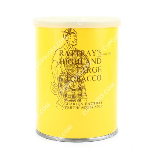 Rattray's Highland Targe 100g Tin