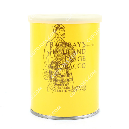 Rattray's Highland Targe 100g Tin