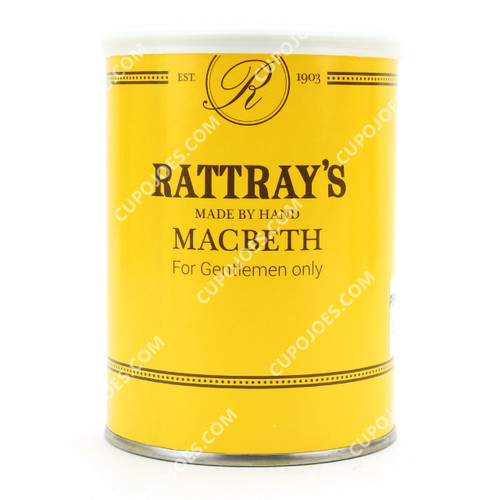 Rattray's Macbeth 100g Tin