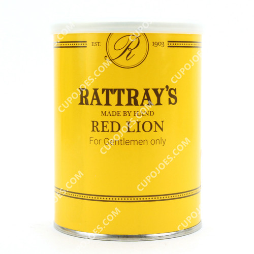 Rattray's Red Lion 100g Tin