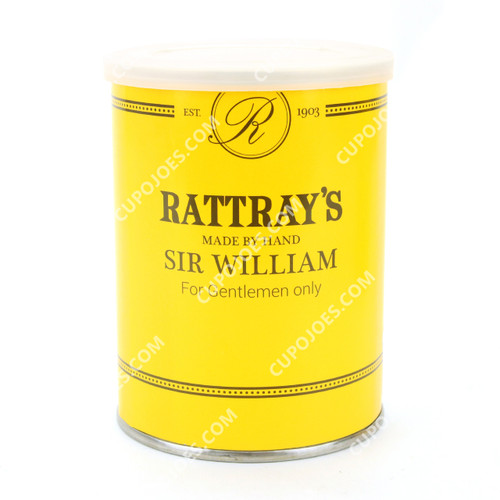 Rattray's Sir William 100g Tin