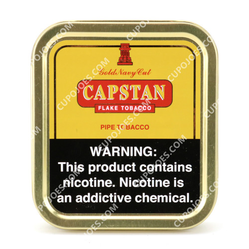 Capstan Gold Flake 1.75 Oz Tin