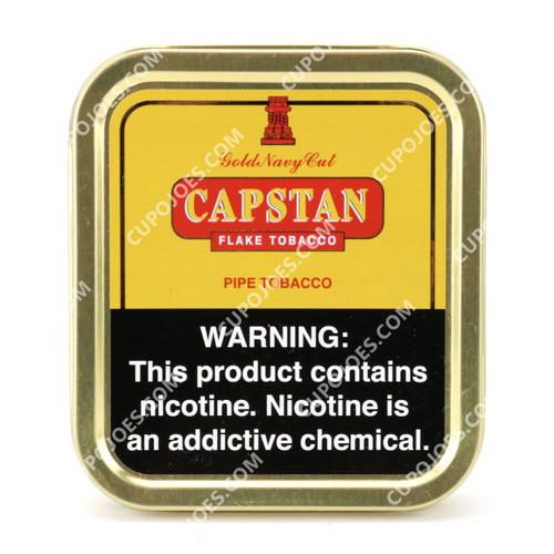 Capstan Gold Flake 1.75 Oz Tin