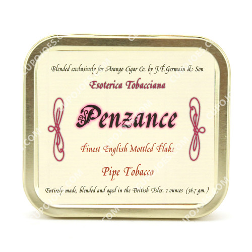 Esoterica Tobacco Penzance 2oz Tin **LIMIT 1 PER CUSTOMER**