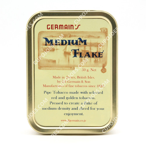 Germain's Medium Flake 50g Tin