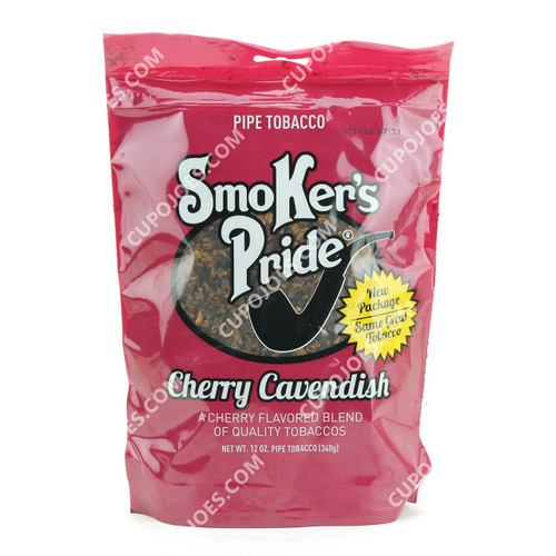 Smokers Pride Cherry Cavendish 12oz Bag