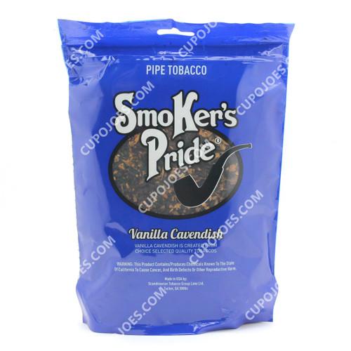 Smokers Pride Vanilla Cavendish 12 Oz Bag