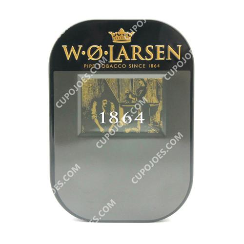 W.O. Larsen 1864 100g Tin