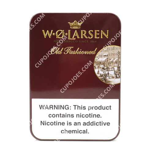 W.O. Larsen Old Fashioned100g Tin