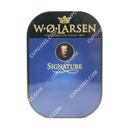 W.O. Larsen Signature 100g Tin