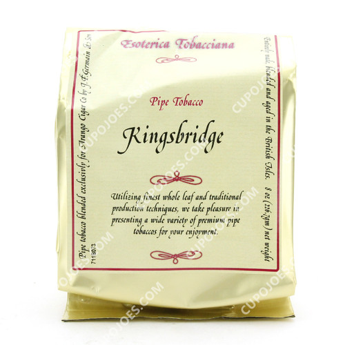 Esoterica Tobacco Kingsbridge 8 Oz Bag