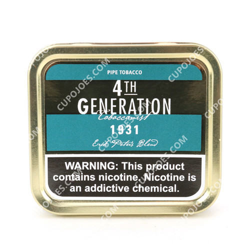 4th Generation 1931 3.5 Oz Tin (751667174824)