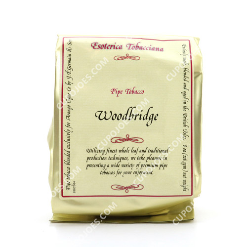 Esoterica Tobacco Woodbridge 8oz Bag