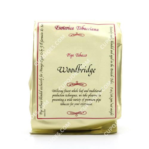 Esoterica Tobacco Woodbridge 8oz Bag
