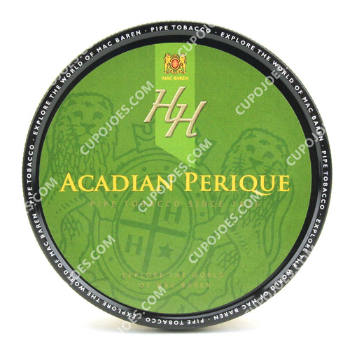 Mac Baren HH Acadian Perique 3.5 Oz Tin