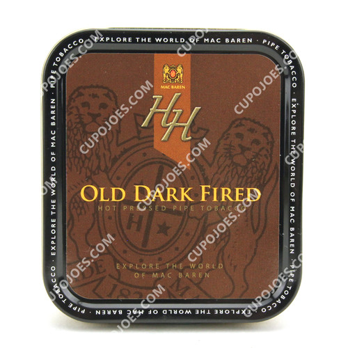 Mac Baren HH Old Dark Fired Flake 3.5 Oz Tin
