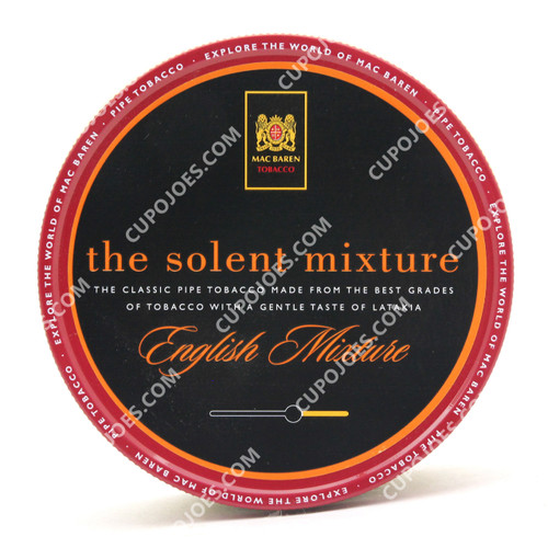 Mac Baren The Solent Mixture 3.5 Oz Tin