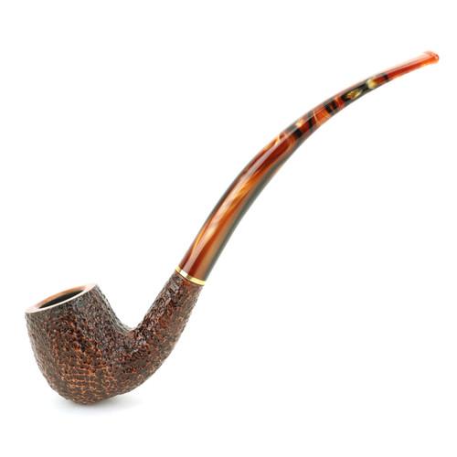 Savinelli Clark's Favorite Pipe Brownblast