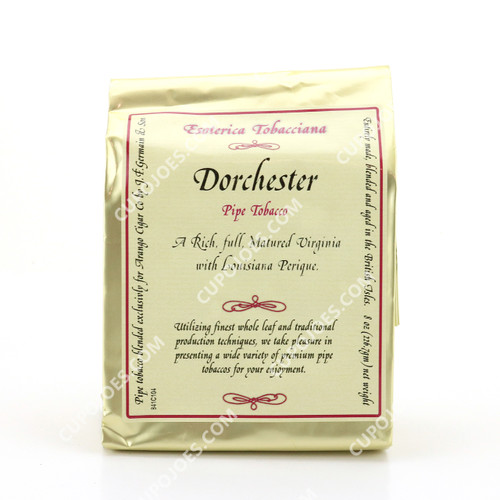 Esoterica Tobacco Dorchester 8 Oz Bag