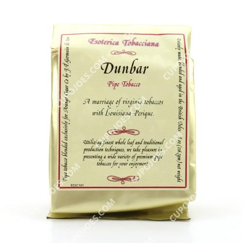 Esoterica Tobacco Dunbar 8 Oz Bag