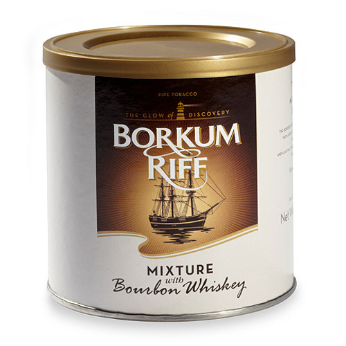 Borkum Riff Bourbon Whiskey 7 Oz Can