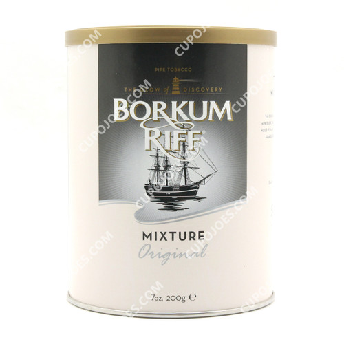 Borkum Riff Mixture Original 7 Oz Can