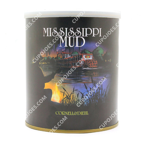 Cornell & Diehl Mississippi Mud 8 Oz Can