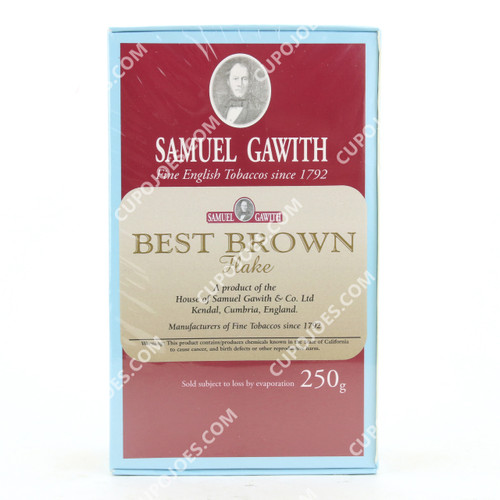 Samuel Gawith Best Brown 250g Box